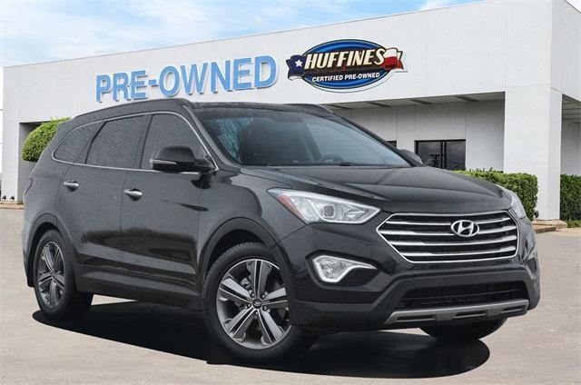 2015 Hyundai Santa Fe Limited image
