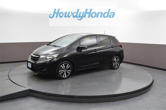 2018 Honda Fit EX-L image