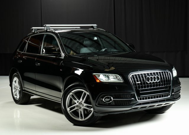 2017 Audi Q5 3.0T Premium Plus image