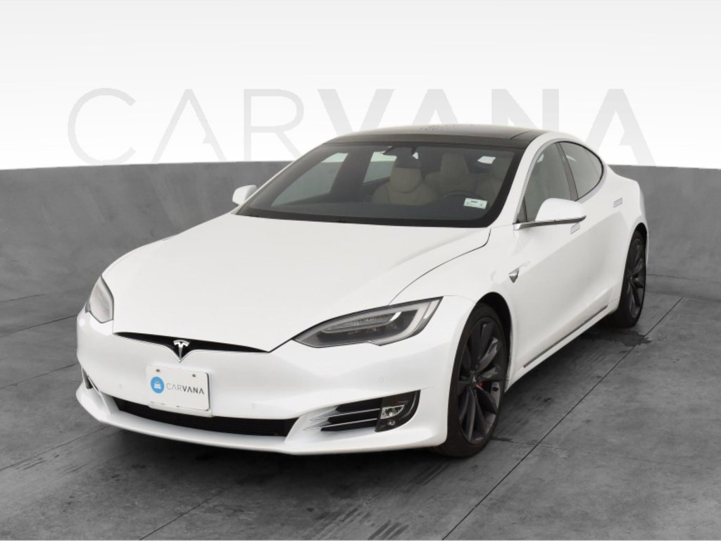 2016 Tesla Model S AWD Performance image