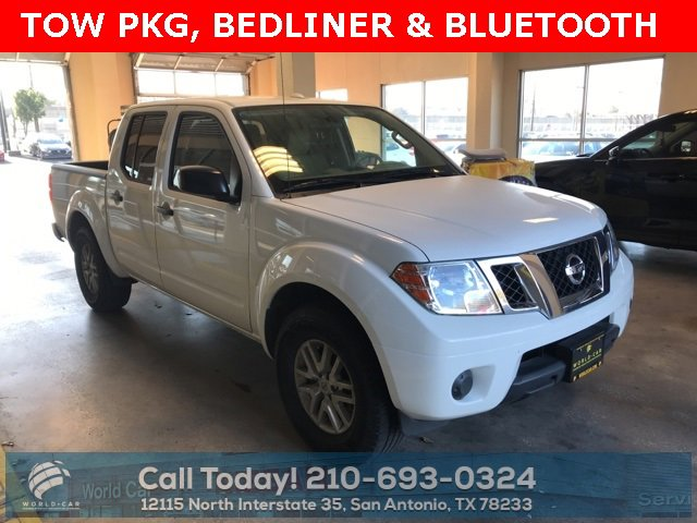 2016 Nissan Frontier SV image