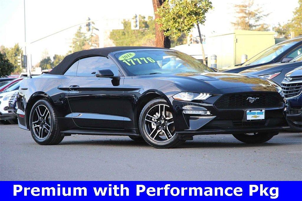 2018 Ford Mustang Premium image