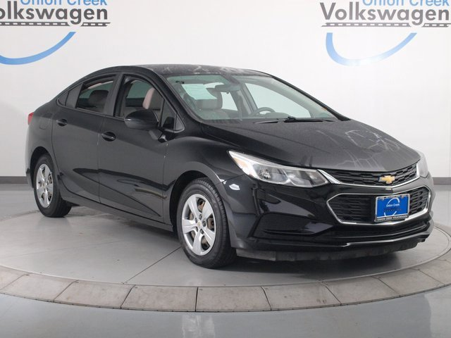 2016 Chevrolet Cruze LS Sedan image