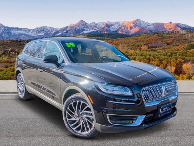 2019 Lincoln Nautilus AWD Reserve image