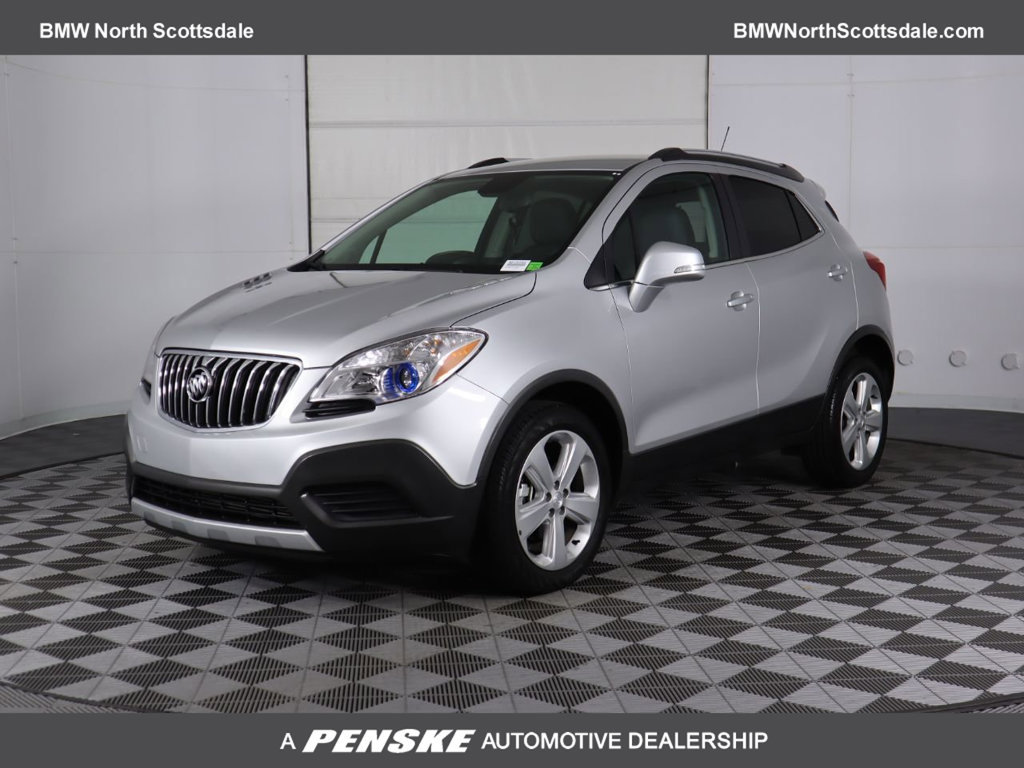 2015 Buick Encore FWD image