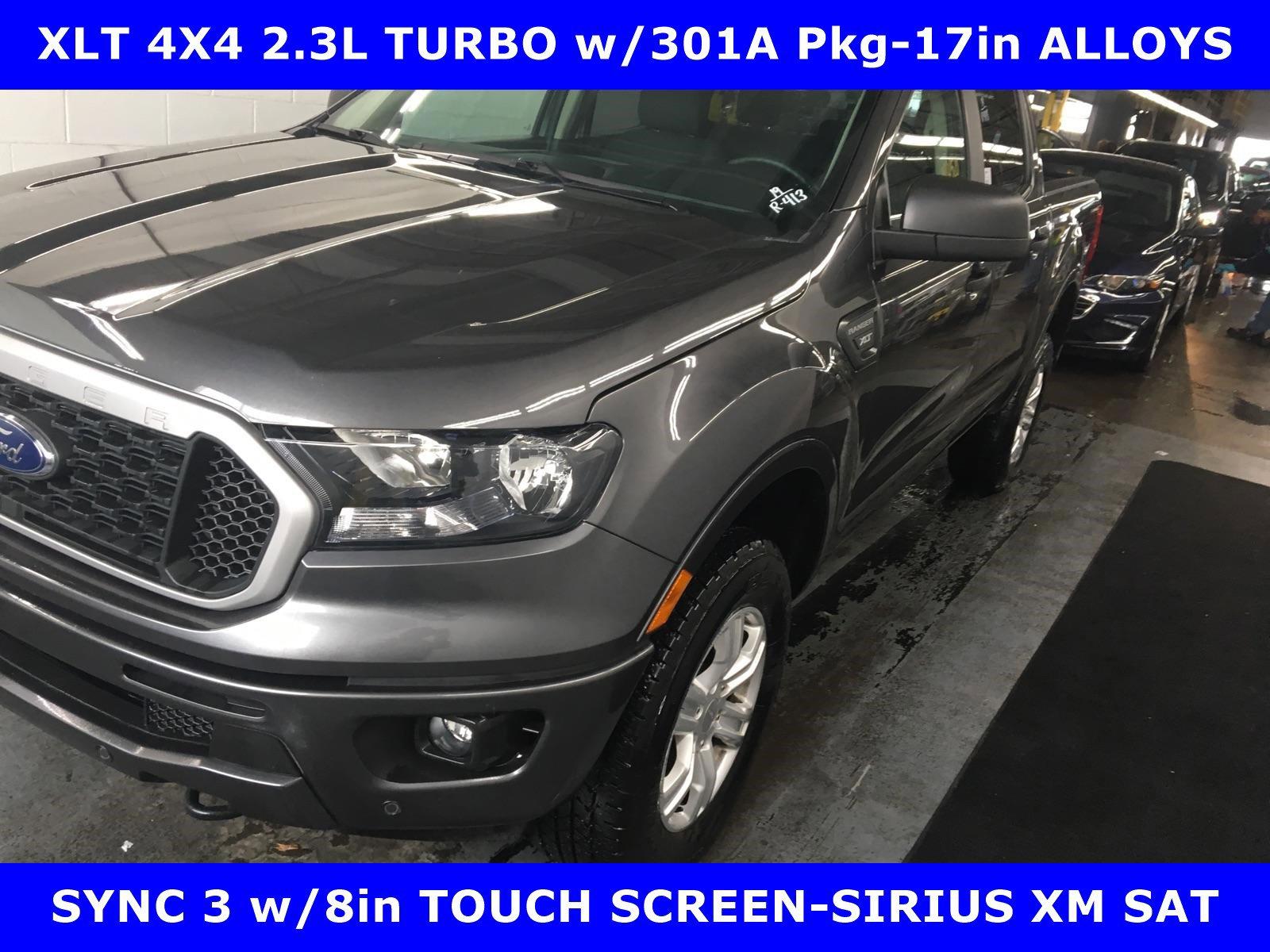 2019 Ford Ranger XLT image