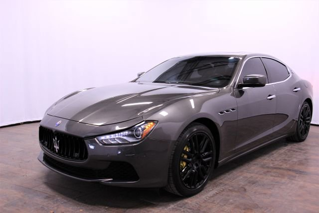 2015 Maserati Ghibli  image