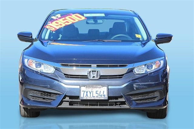 2017 Honda Civic LX Sedan image