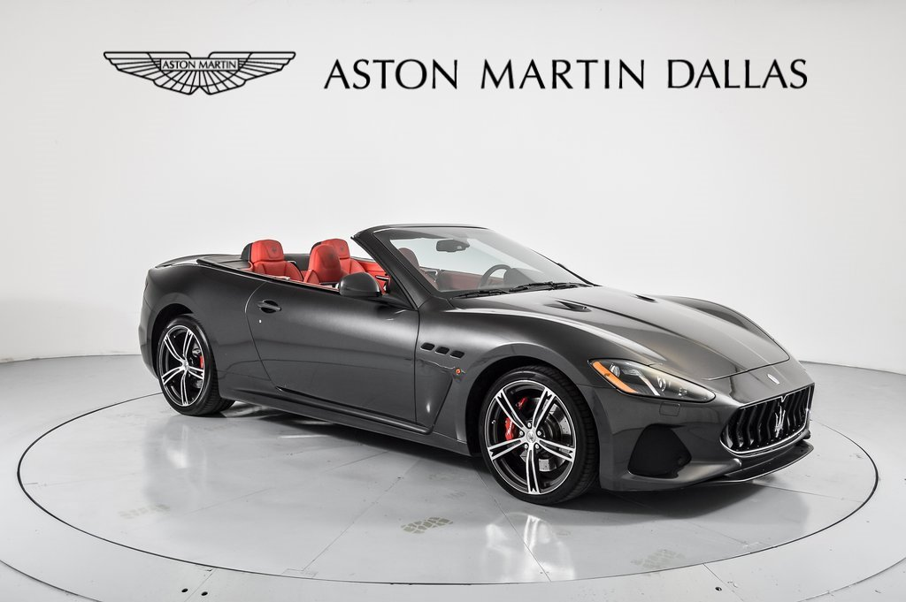 2018 Maserati GranTurismo MC image