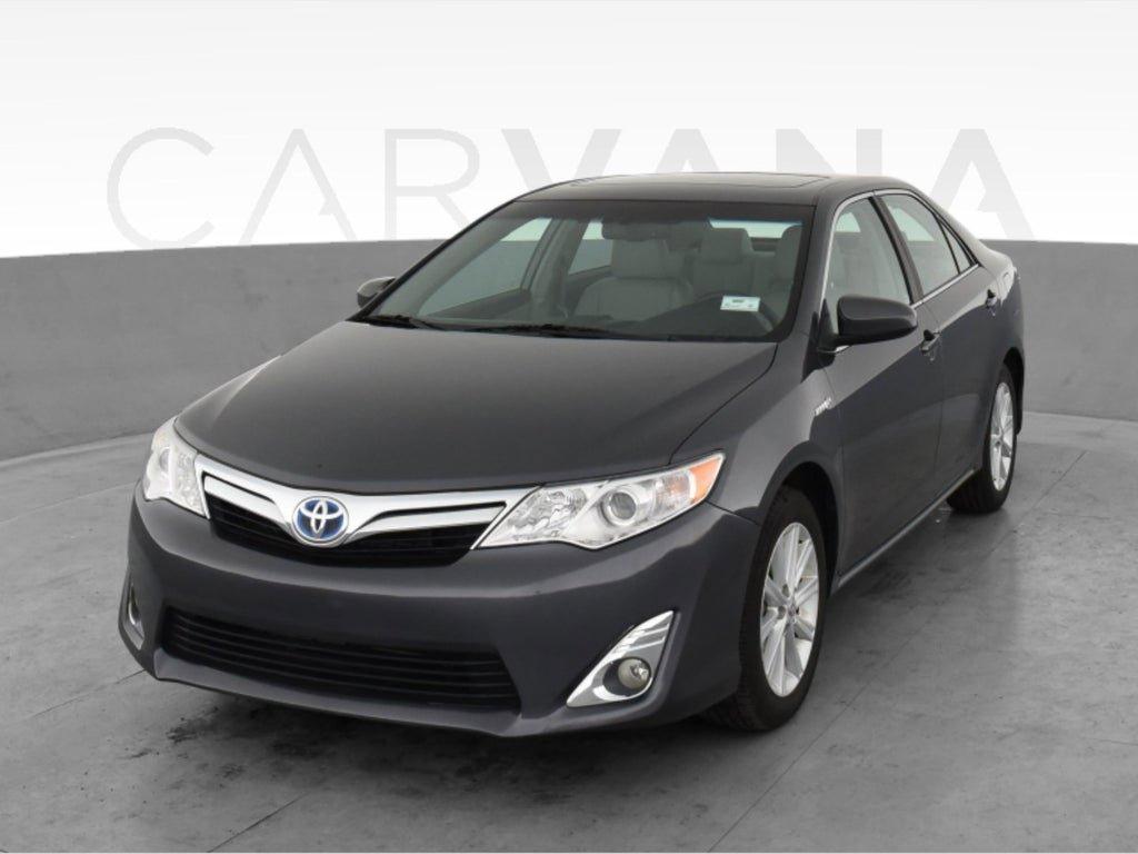 2012 Toyota Camry XLE Hybrid image