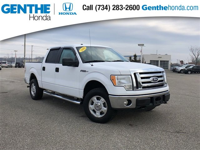 2010 Ford F150 XLT image