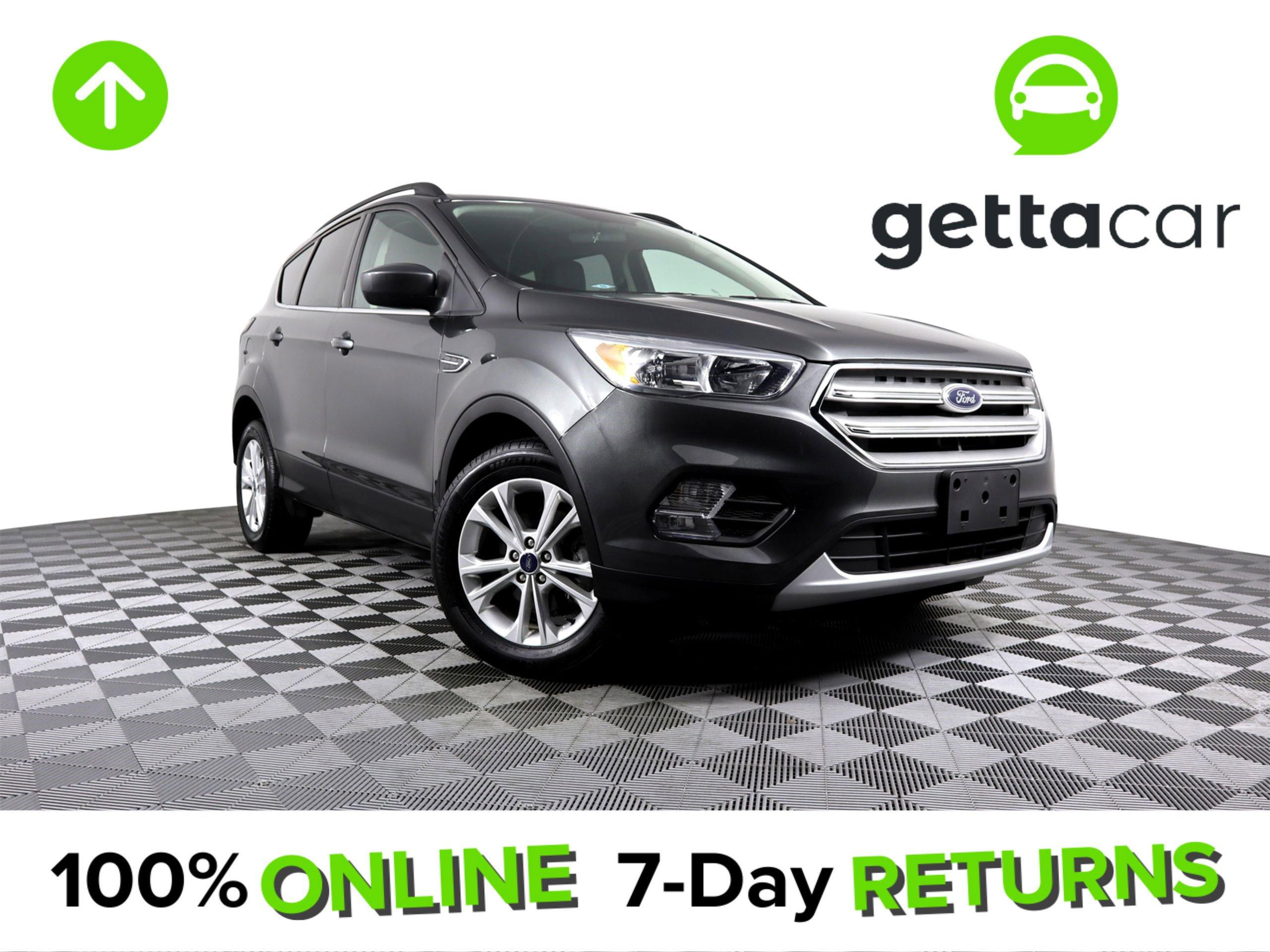 2018 Ford Escape FWD SE image
