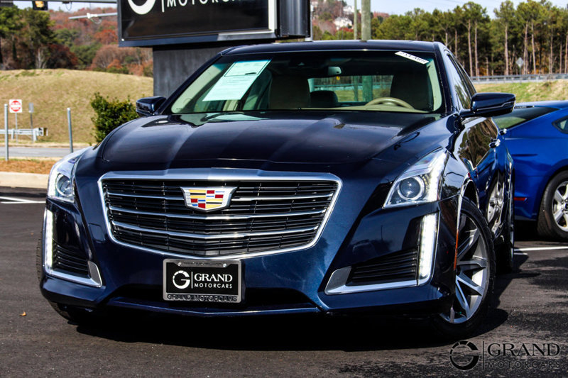 2016 Cadillac CTS Luxury AWD Sedan image