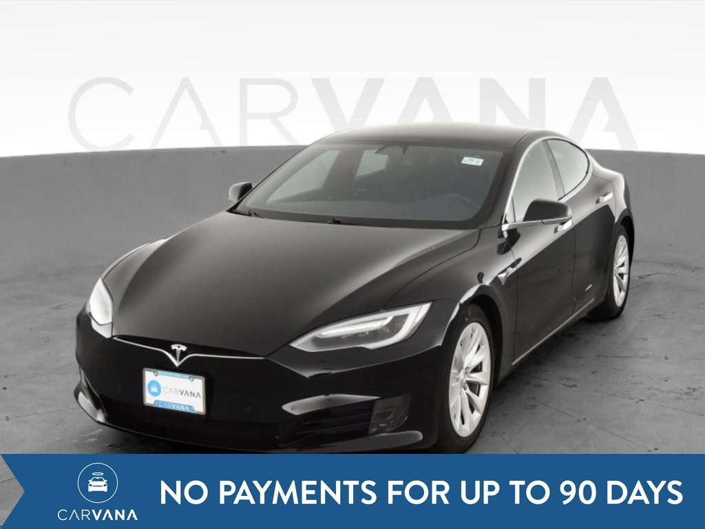 2017 Tesla Model S AWD image