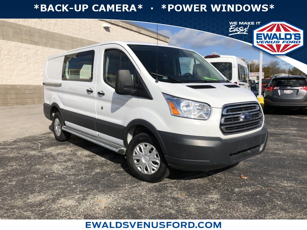 2018 Ford Transit 250 130 Low Roof image