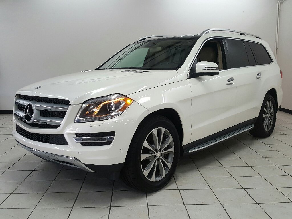 2016 Mercedes-Benz GL 450 4MATIC image