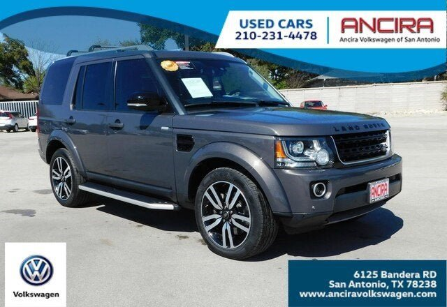 2016 Land Rover LR4 HSE LUX image