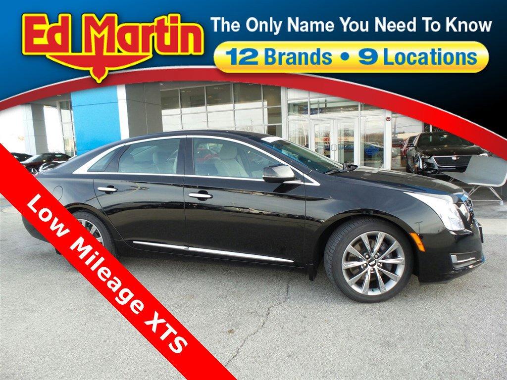 2016 Cadillac XTS  image