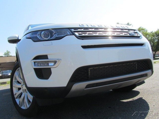 2015 Land Rover Discovery Sport HSE Luxury image
