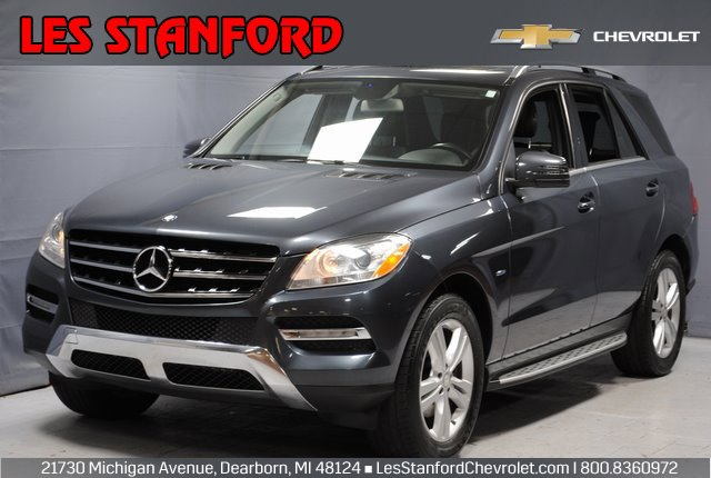 2012 Mercedes-Benz ML 350 4MATIC image
