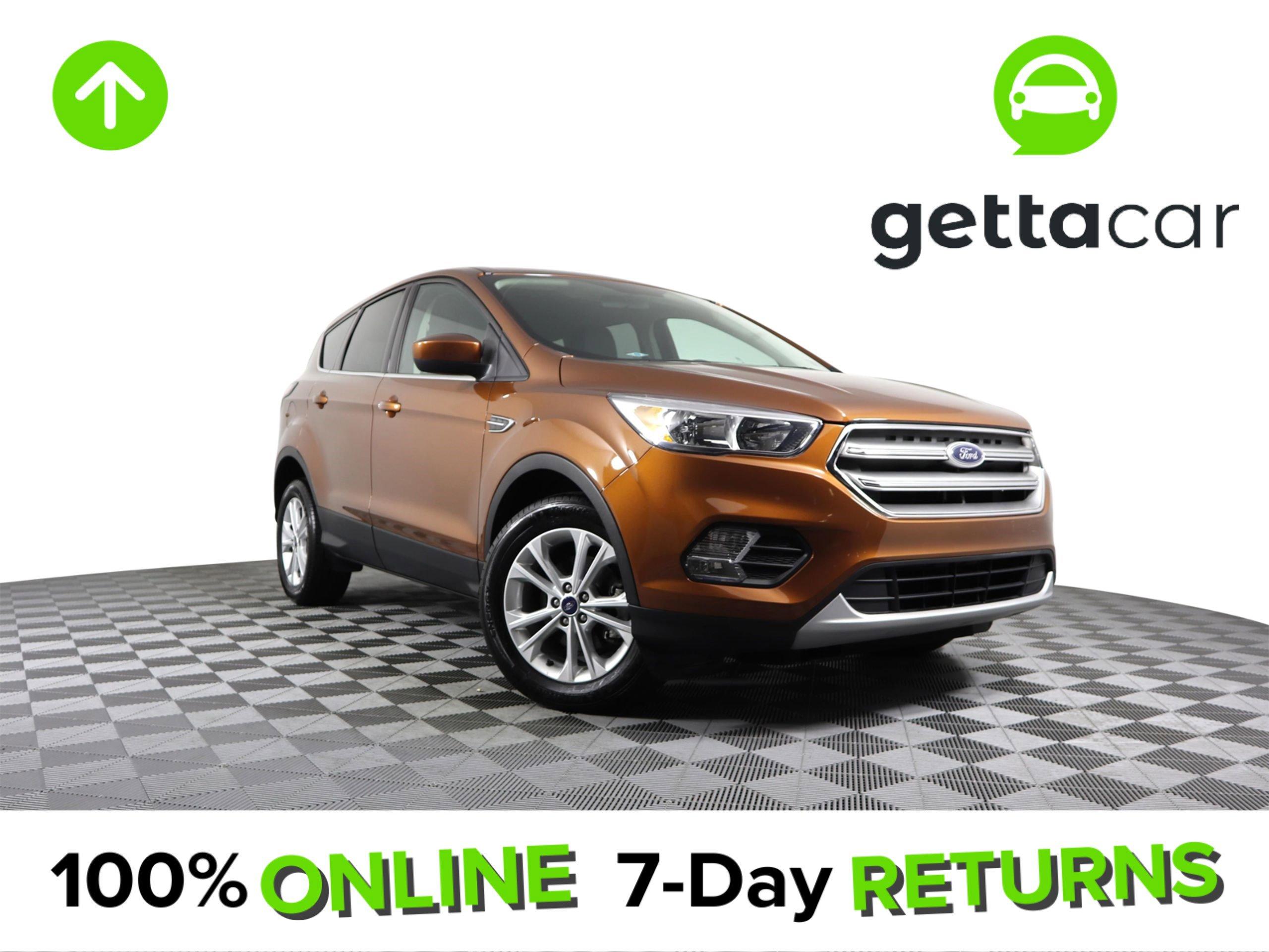 2017 Ford Escape FWD SE image