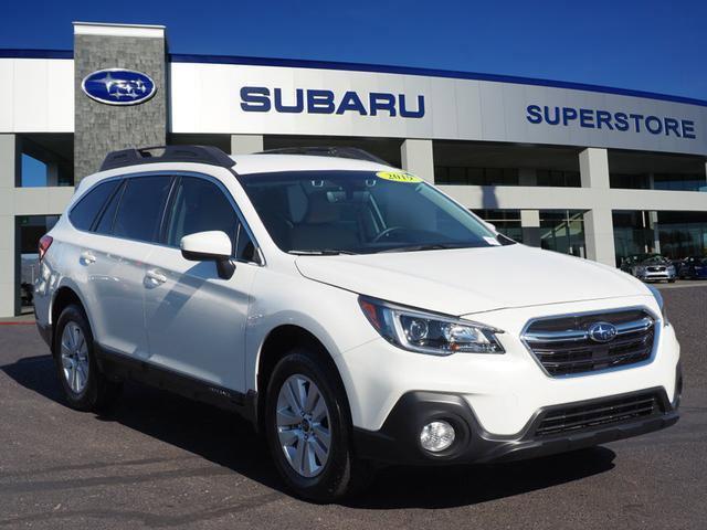 2019 Subaru Outback 2.5i Premium image