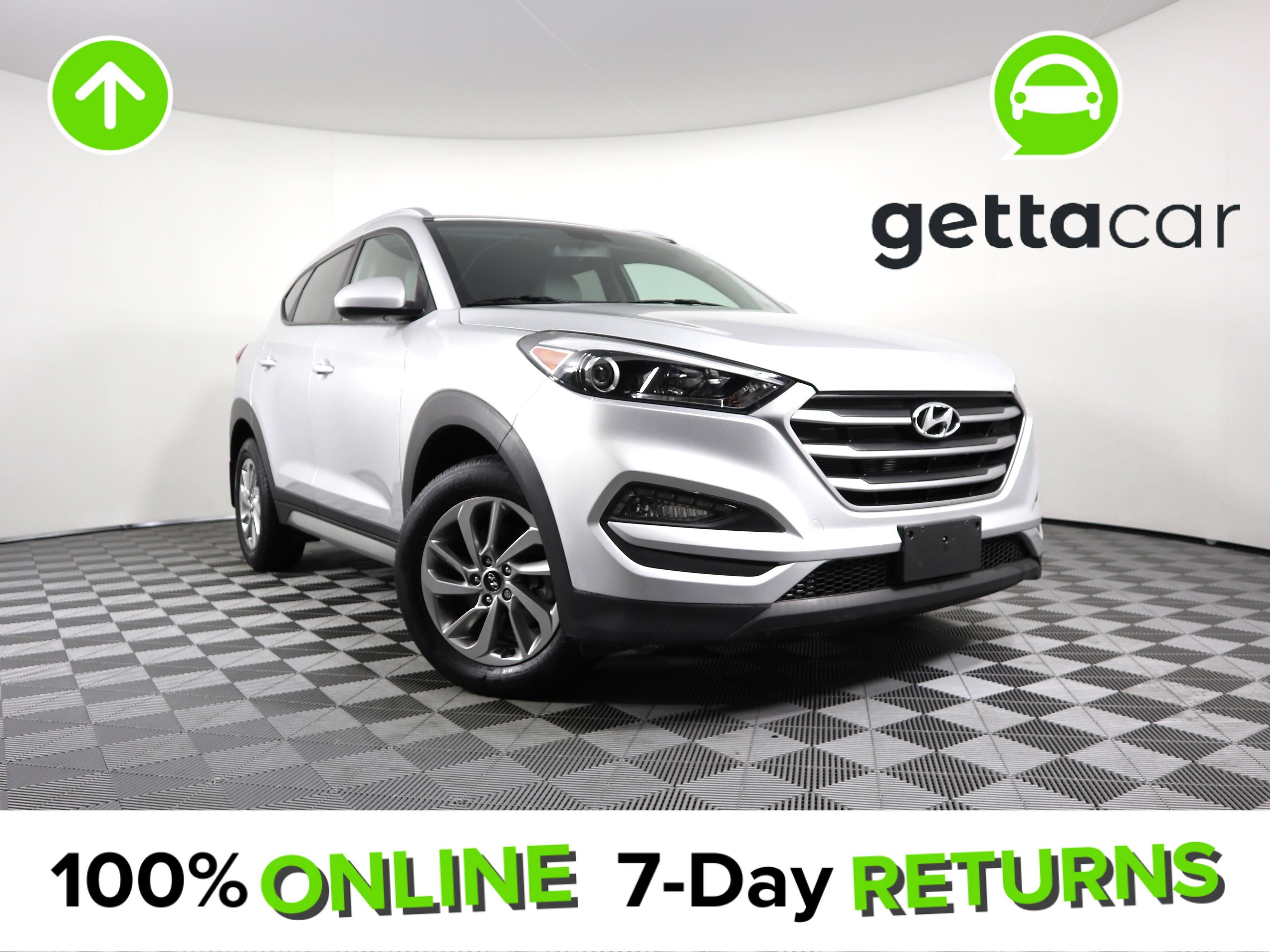 2017 Hyundai Tucson SE image