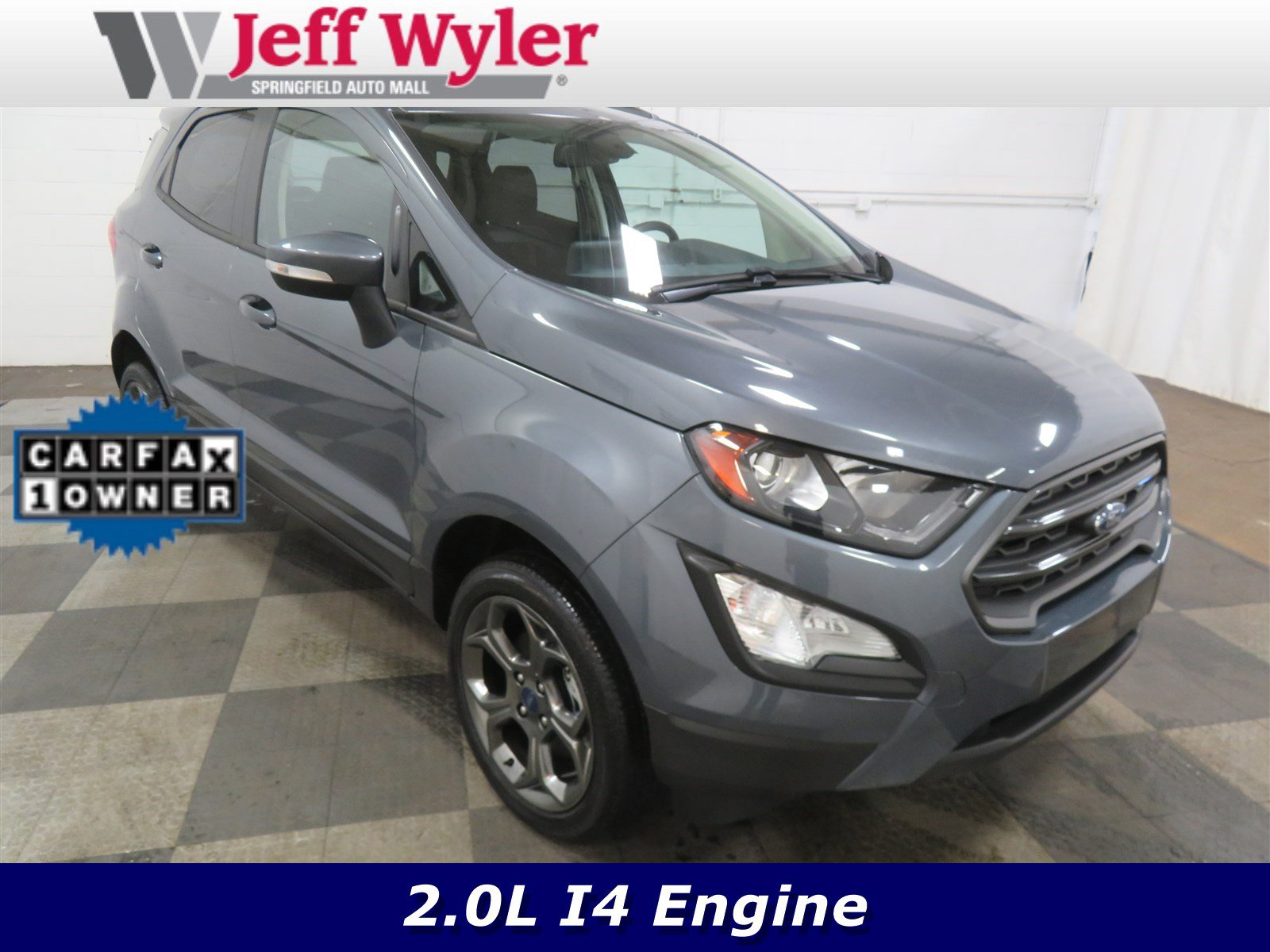 2018 Ford EcoSport 4WD SES image