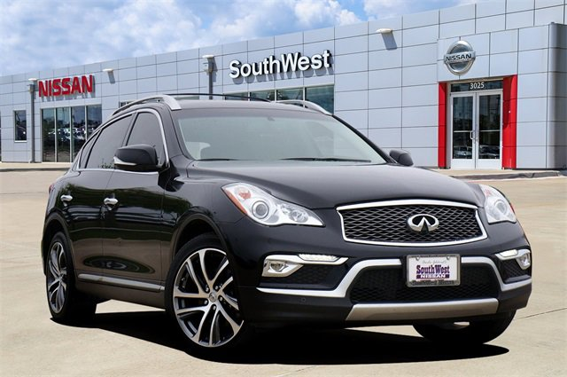 2016 INFINITI QX50 AWD w/ Deluxe Touring Package image