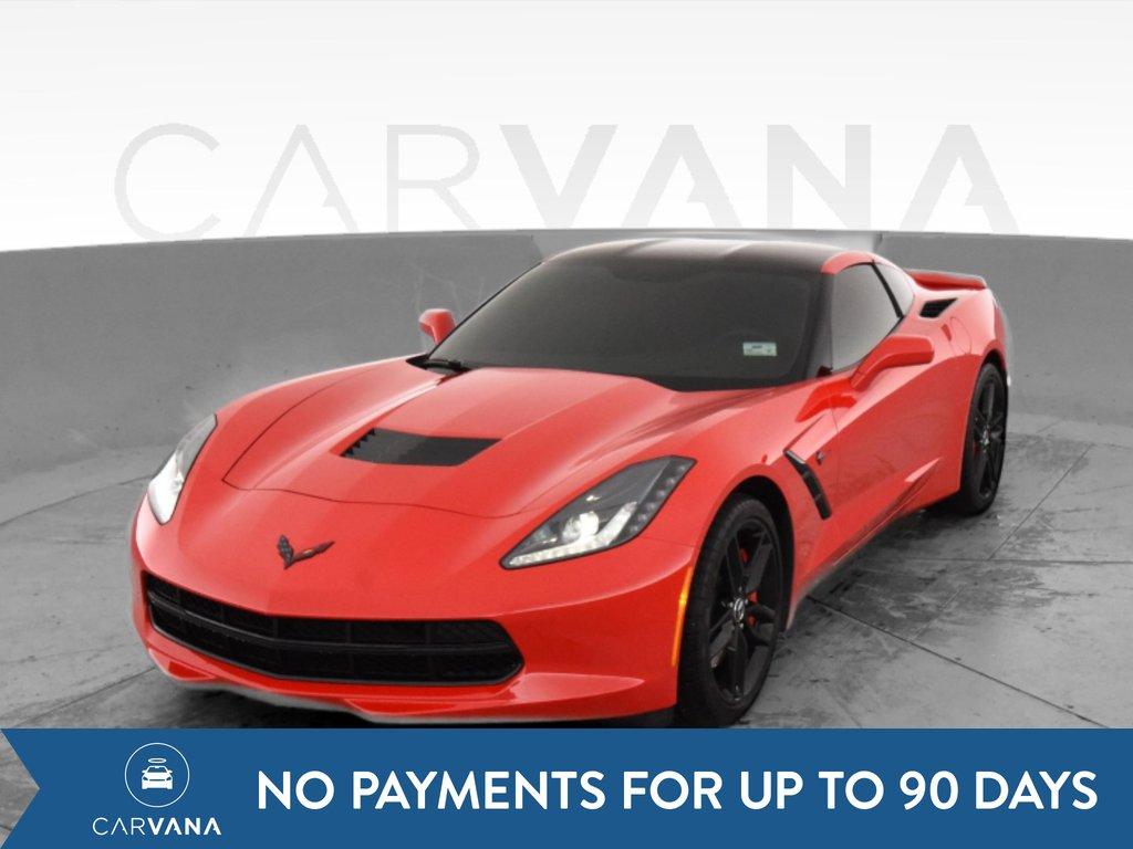 2014 Chevrolet Corvette Stingray Coupe image
