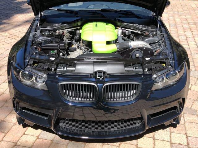 2010 BMW M3 Convertible image