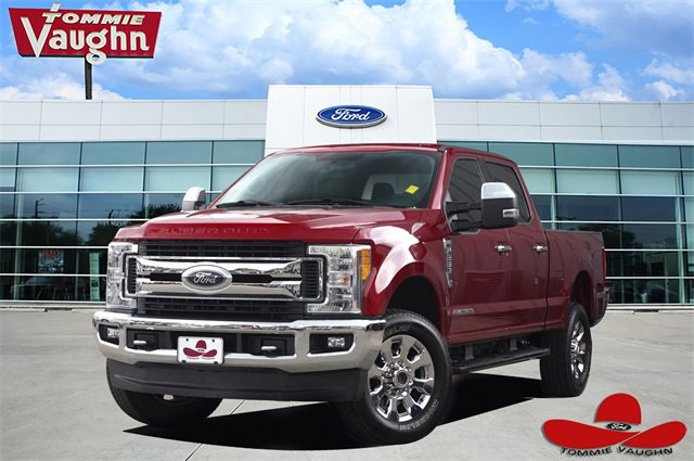 2017 Ford F250 XLT image
