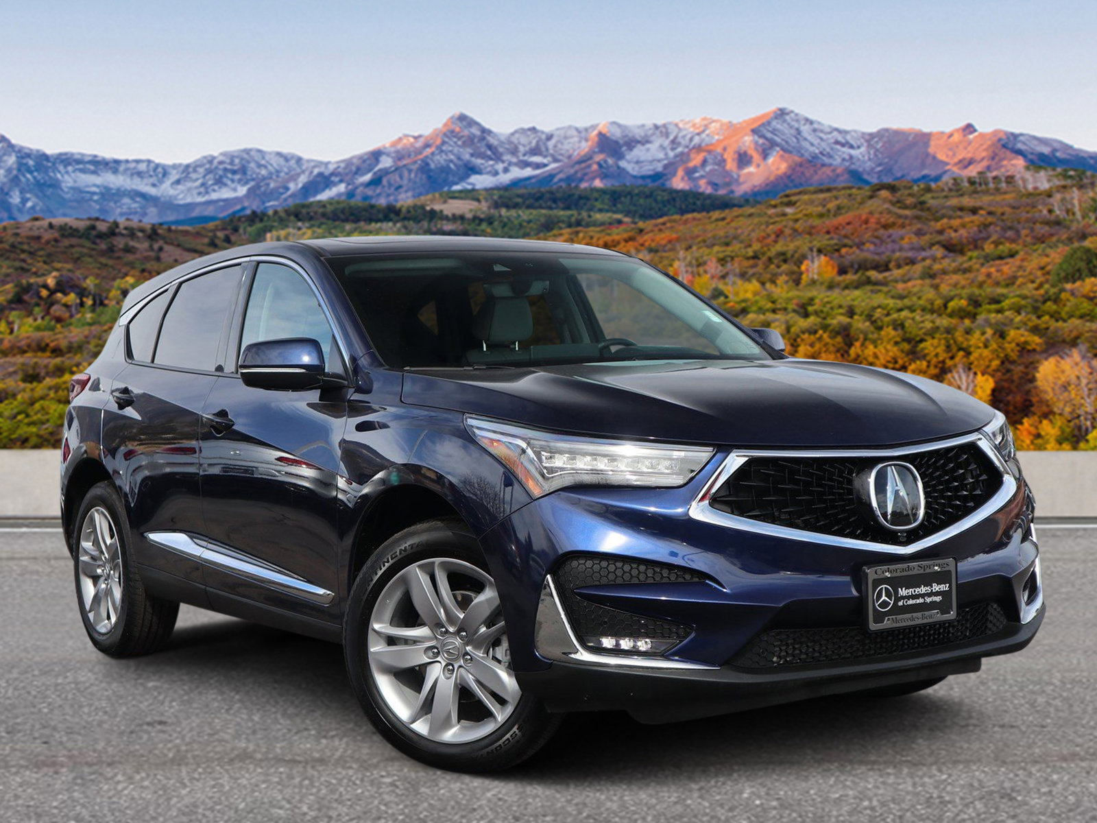 2019 Acura RDX AWD w/ Advance Package image