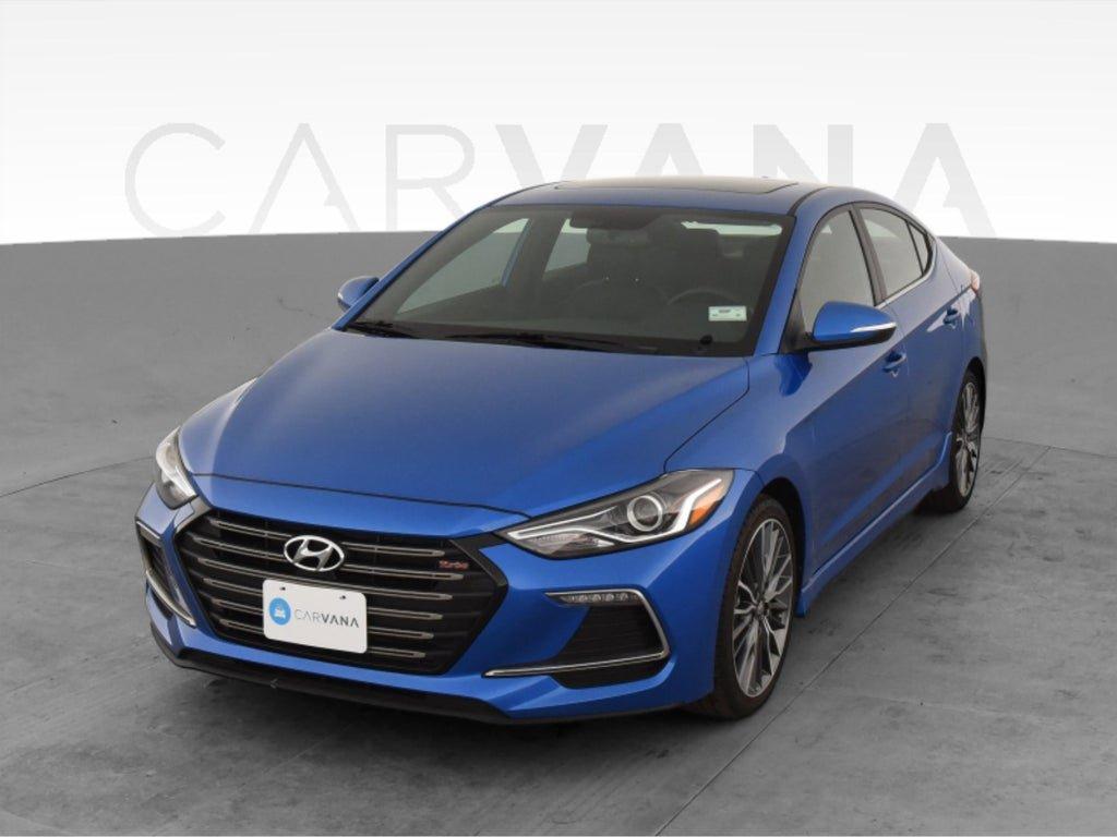 2018 Hyundai Elantra Sport Sedan image