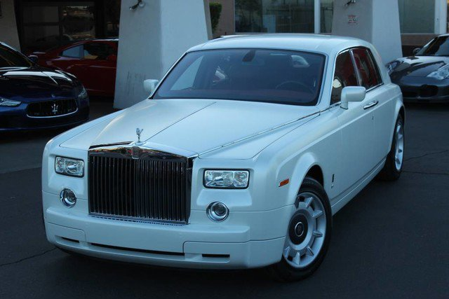 2004 Rolls-Royce Phantom Sedan image