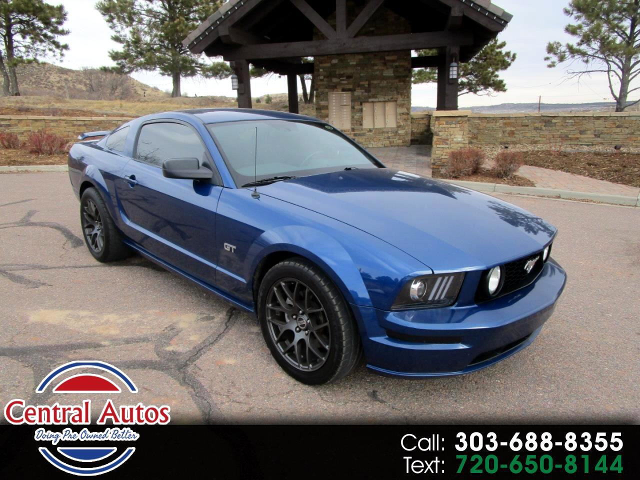 2008 Ford Mustang GT Deluxe image