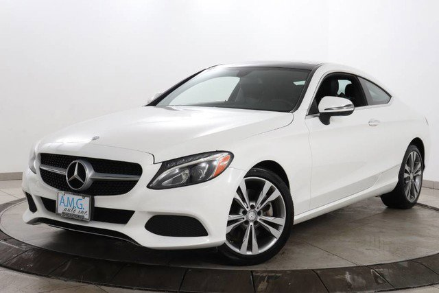 2017 Mercedes-Benz C 300 4MATIC Coupe image