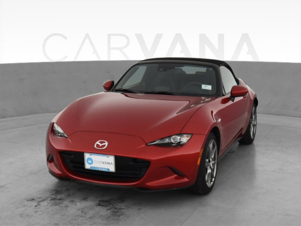 2016 MAZDA MX-5 Miata Grand Touring image