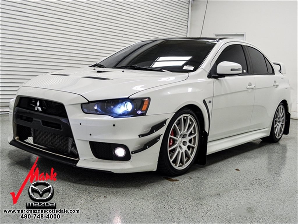 2015 Mitsubishi Lancer Evolution Final Edition image