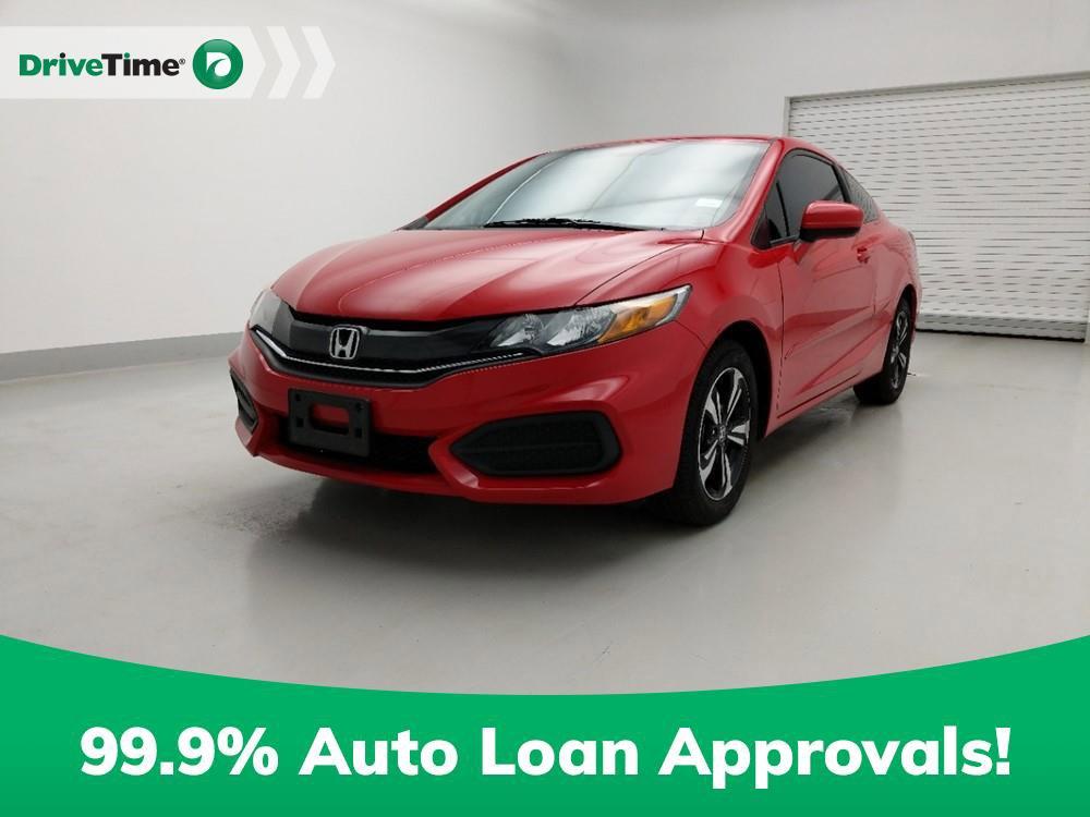 2014 Honda Civic EX Coupe image