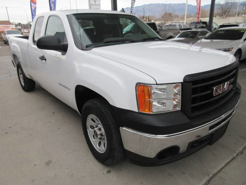 2009 GMC Sierra 1500 4x4 Extended Cab image