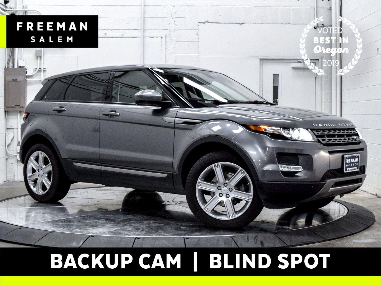 Land Rover Range Rover Evoque Under 500 Dollars Down