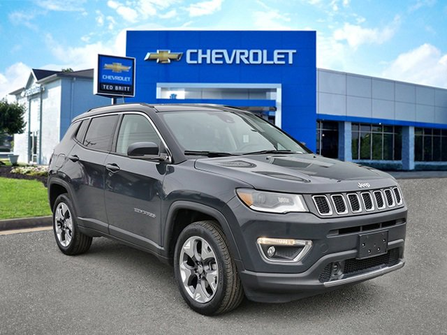 2018 Jeep Compass 4WD Limited image