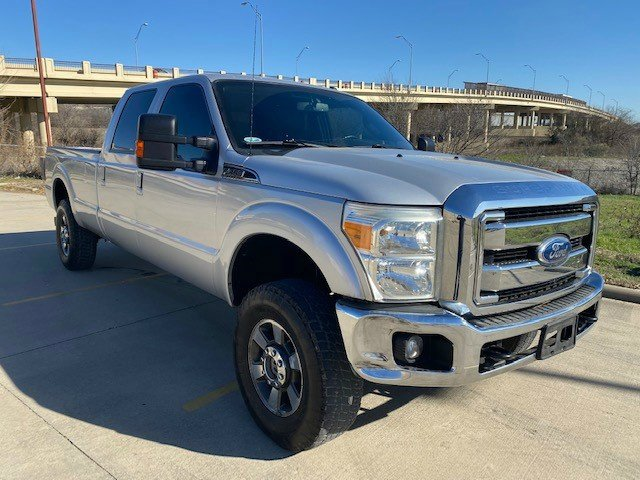 2011 Ford F350 4x4 Crew Cab Super Duty image