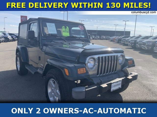 2005 Jeep Wrangler 4WD Unlimited image