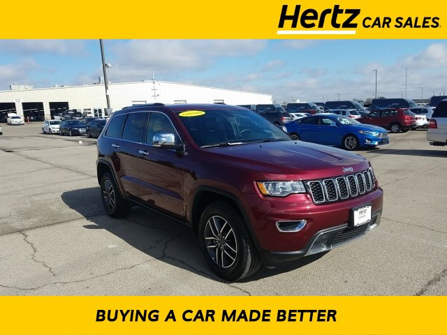 2019 Jeep Grand Cherokee Limited image