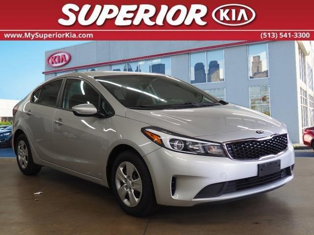 2018 Kia Forte LX Sedan image