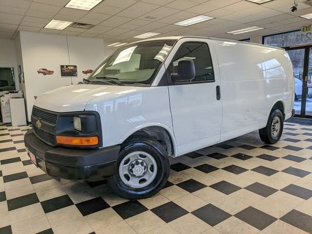2012 Chevrolet Express 2500  image