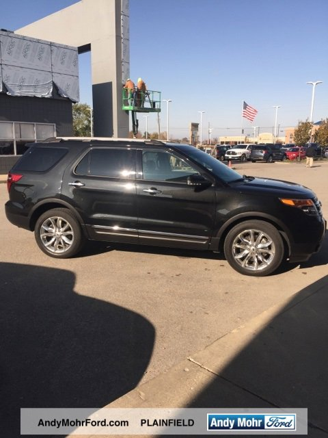 2014 Ford Explorer 4WD Limited image
