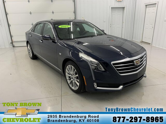 2017 Cadillac CT6 3.6 Luxury AWD image
